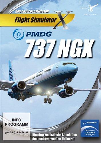 Flight Simulator X: PMDG 737 NGX