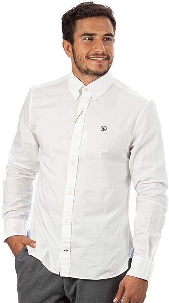 El Ganso Casual 1 Pantalones, Blanco (Blanco 0001), Medium ...