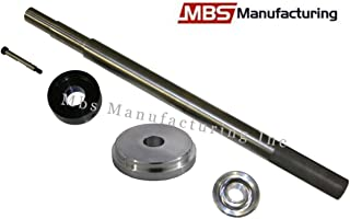 MBS Mfg Engine Alignment Tool with Gimbal Bearing, Grease Seal, and Bellow Sleeve Tools