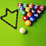 NewShot 6-pcs Magic de Feuille pour 8/9/10 Boule de Billard