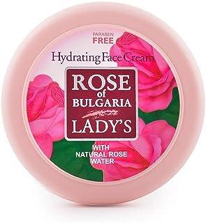 BioFresh Rose of Bulgaria Feuchtigkeitscreme mit Rosenwasser, D-Panthenol, Vitamin E und..