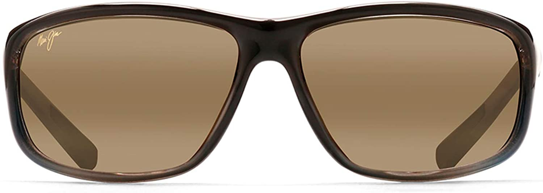 Maui Jim Spartan Reef Wrap Sunglasses