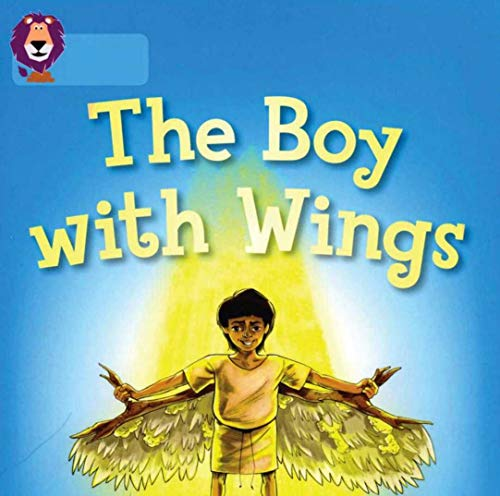 The Boy with Wings: kids book shelves and storage (English Edition)