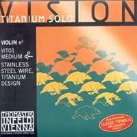 CUERDA VIOLIN - Thomastik (Vision Titanium/Vit01) (Acero Titanium) 1ェ Medium Violin 4/4