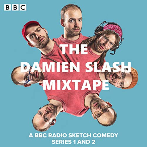 The Damien Slash Mixtape: Series 1 and 2 cover art