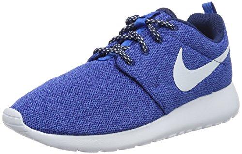 Nike Damen Roshe One Sneakers, Blau (Coastal Blue/White-Blue Spark), 38.5 EU