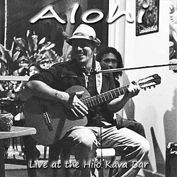 Live at the Hilo Kava Bar