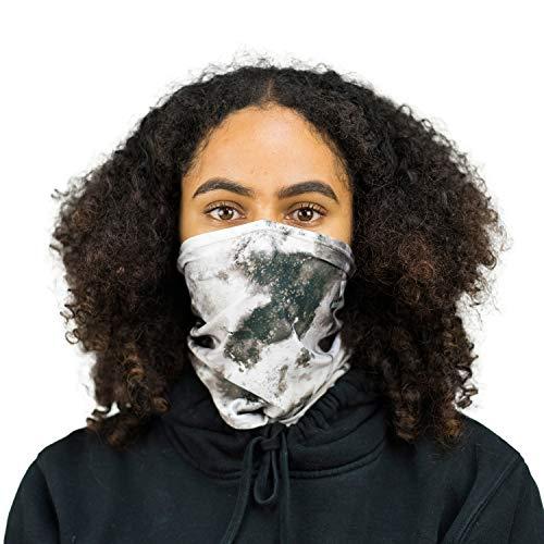 WODABLE - Fascia per capelli a fascia grande per uomini e donne, fascia per la testa, per corsa, palestra, fitness e allenamento