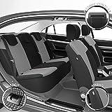 DBS Housse de siège Auto/Voiture - sur Mesure - Finition Haut de Gamme - Montage...
