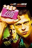 Theissen Fight Club Poster Borderless Vibrant Premium Movie