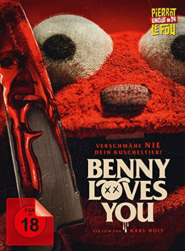 Benny Loves You - Mediabook - Limited Edition (uncut) (+ DVD) [Blu-ray]