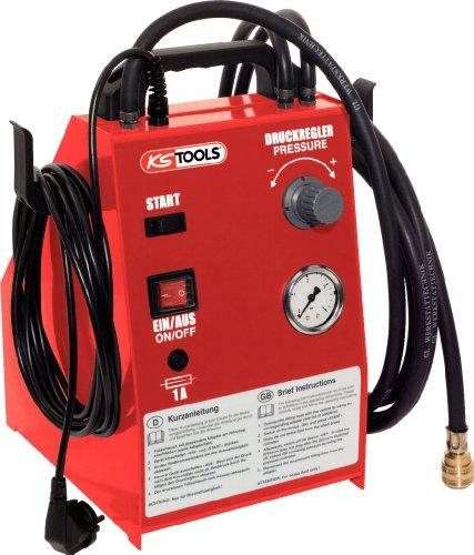 KS Tools 160.0700 Bremsenwartungsgerät KS5, 5 Liter