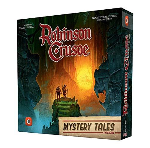Portal Publishing 379 - Robinson Crusoe: Mystery Tales Expansion