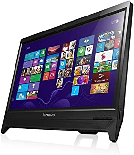 Lenovo C260 19.5-Inch All-in-One Desktop (57327436) Black (Discontinued by Manufacturer)