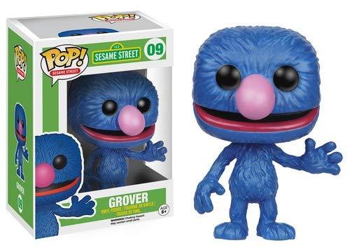 Funko FUN4914 Sesame Street 4914 Bobblehead Figures