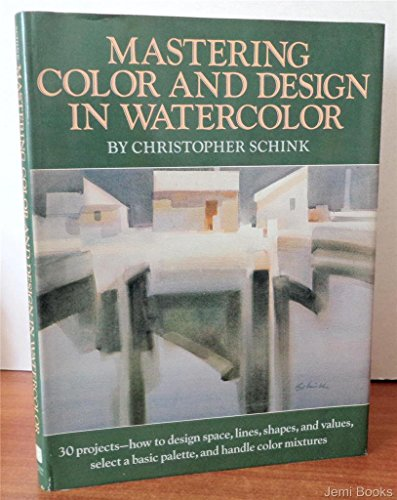 Mastering Color and Design in Watercolor