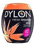 Dylon Maschine Farbstoff 350g Salz Enthalten! Frische Orange - Massenrabatte Verfügbar (1)