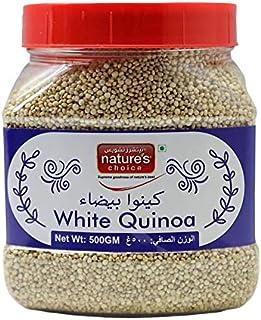 Natures Choice White Quinoa Jar, 500 gm
