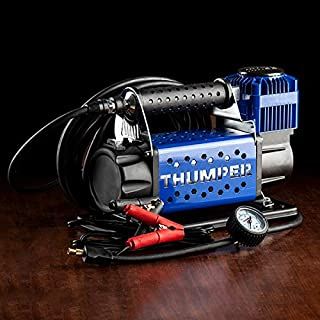Portable Air Compressor 160L/min 4x4 Offroad Tyre Inflator Kings Thumper MKIII