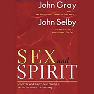 Sex and Spirit audiobook cover art