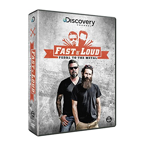 Fast N' Loud - The Pedal to the Metal Collection (11 DVDs)
