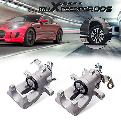 maXpeedingrods Pair of Brake Calipers for Astra MK IV 1998-2005 93170606 93170607 2PCS