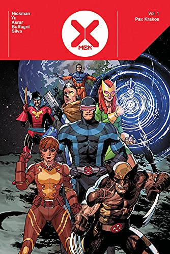 X-Men. Pax Krakoa (Vol. 1)