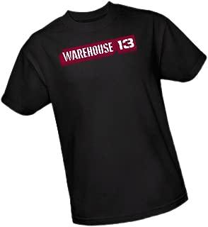 TV Show Logo -- Warehouse 13 Adult T-Shirt