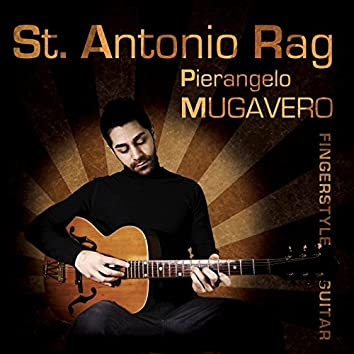 St. Antonio Rag - Fingerstyle Guitar