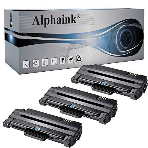3 Toner Alphaink MLT-D103L Compatibile con Samsung ML-2950 2951D 2955 SCX 4726FN 4728 4729FD 4726 (3 Toner)