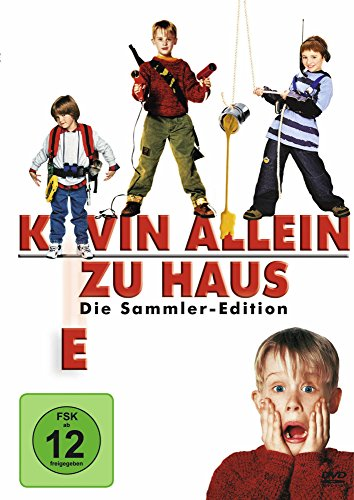 Kevin allein zu Haus - Die Sammler-Edition (4 DVDs)