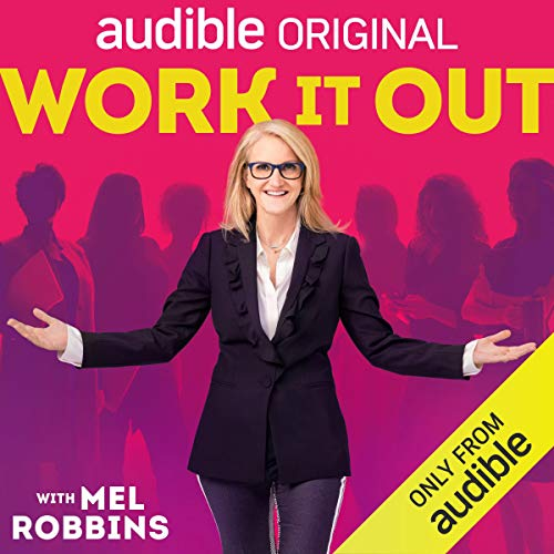 Work It Out Audiobook By Mel Robbins cover art