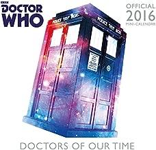 The Official Doctor Who 2016 Mini Calendar