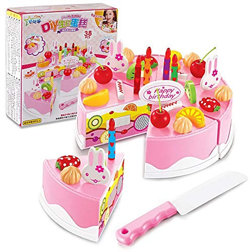 ZoneYan Pastel de Juguete, Pastel de Cumpleaños de Juguete, Tarta Cumpleaños Juguete,...