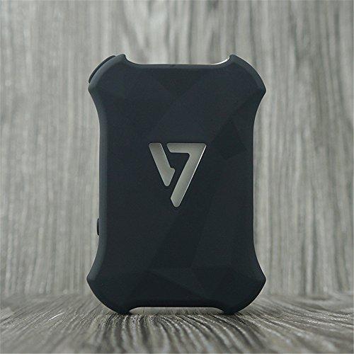 ModShield for Desire X Box Mod 200W TC Silicone Case ByJojo Cover Shield Wrap Skin (Black)