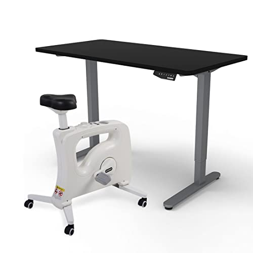 Magnificent Desk Bike Amazon Co Uk Beutiful Home Inspiration Papxelindsey Bellcom