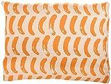BonaMaison Fundas para Cojínes, Naranja-Blanco Apagado Funda de Almohada para Sofá Coche Silla Oficina Cama Decorativa Moderna Decoración del Hogar, 45x60 Cm - Diseñado y Fabricado en Turquía