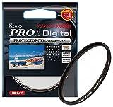 Kenko 46mm レンズフィルター PRO1D プロテクター レンズ保護用 薄枠 日本製 324653