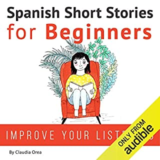 Couverture de Spanish Short Stories for Beginners