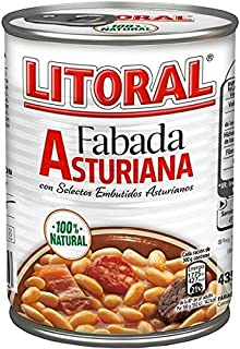 comprar comparacion Lote de 9 latas fabada asturiana litoral 435gr