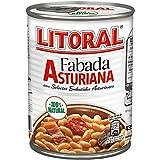Lote de 9 latas fabada asturiana litoral 435gr