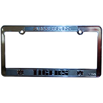 NCAA Auburn Tigers License Plate Frame Alumni Wincraft 85361