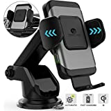 Mpow Vent Phone Holder, Car Phone Mount for Air...