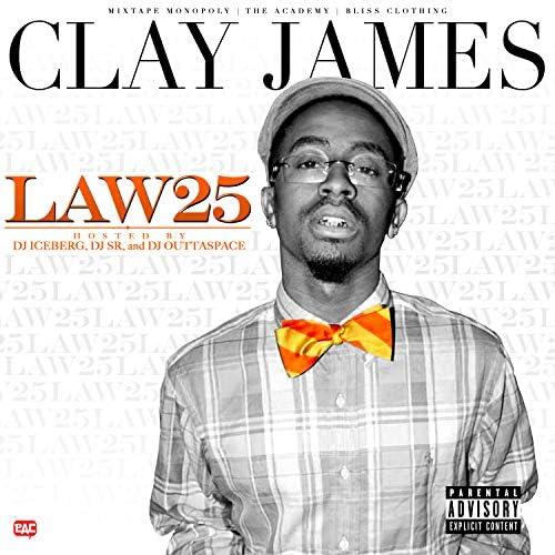 Clay James