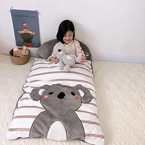 Unisex-Babyschlafsack Anti-Kick-Baumwolle Haut klimatisierten Raum im Freien vier Jahreszeiten Kinder Kindergarten Quilt