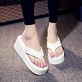 Sandalias ortopédicas,Zapatos de Playa de Suela Gruesa de Verano, Sandalias y...