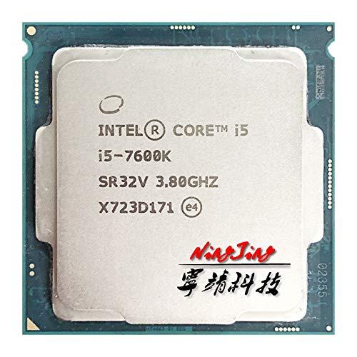 i5-7600K i5 7600K 3.8 GHz Quad-Core Quad-Thread CPU Processor 6M 91W LGA 1151