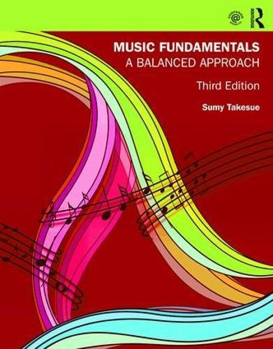 Price comparison product image Music Fundamentals: A Balanced Approach