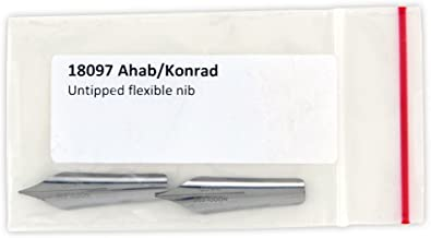 Noodlers Replacement Nib Untipped Flex 2Pk