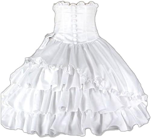 Dream2Reality Lolita Cuture Cosplay Kostuem - Lolita Dress 1st Ver Skirt Kid Größe Large